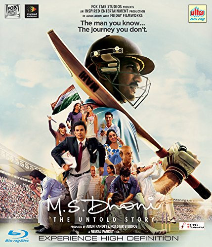 M.S. Dhoni: The Untold Story (2016) poster image