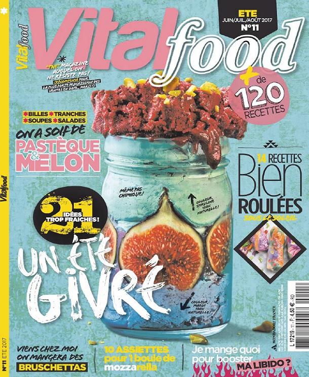 télécharger Vital Food N°11 - Juin-Aout 2017