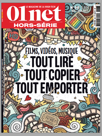 01net Hors Série N  98   Mai 2017