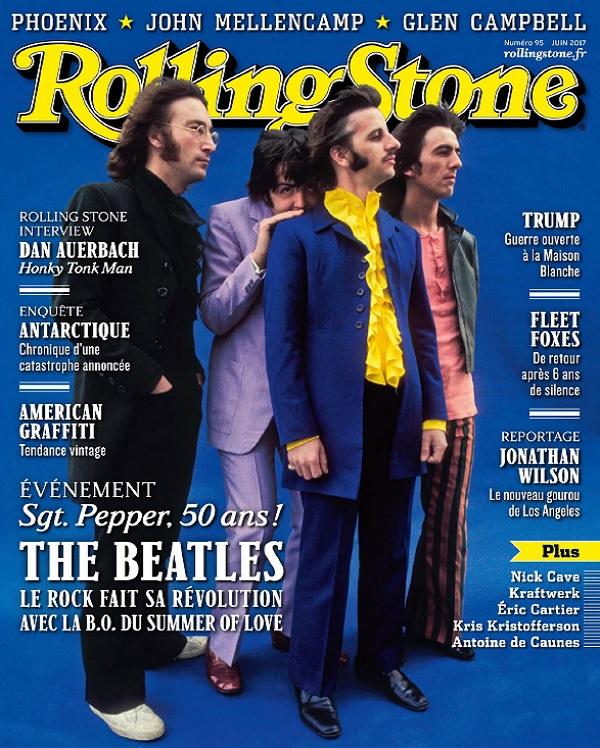 télécharger Rolling Stone N°95 - Juin 2017