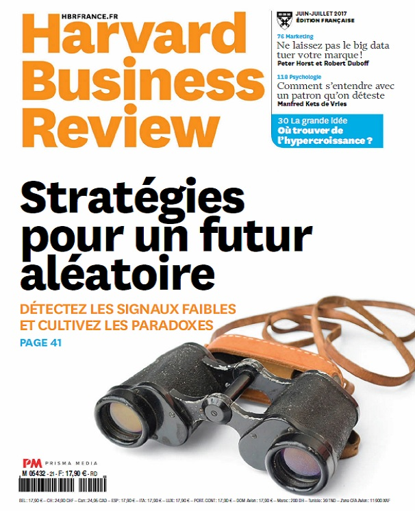 télécharger Harvard Business Review N°21 - Juin-Juillet 2017