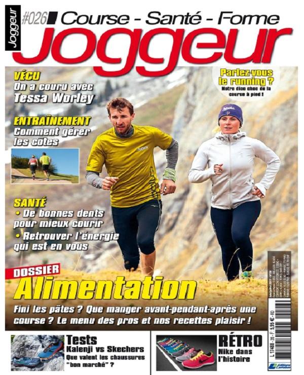 télécharger Joggeur N°26 - Juin-Juillet 2017