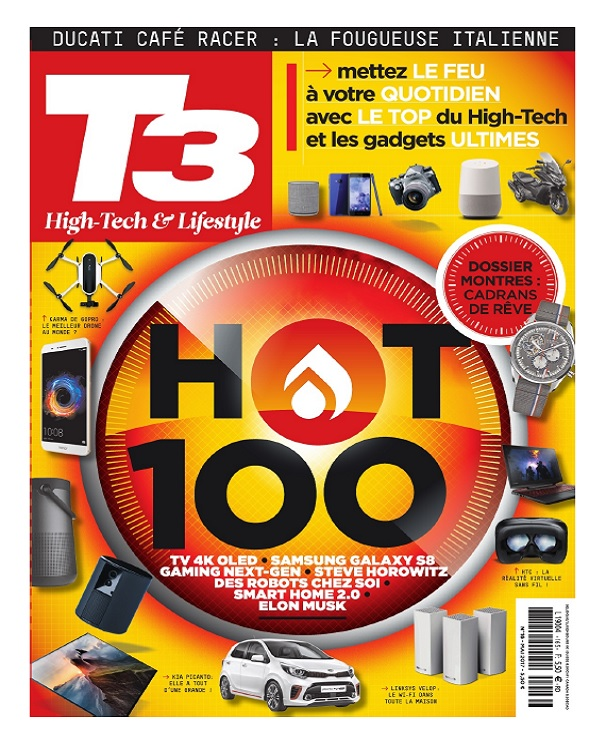 T3 High-Tech Magazine N°16 - Mai 2017