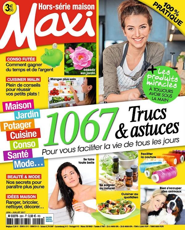 télécharger Maxi Hors Série Maison N°20 - Juin-Juillet 2017