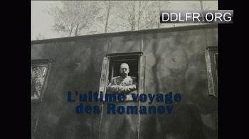 L'ultime voyage des Romanov HDTV