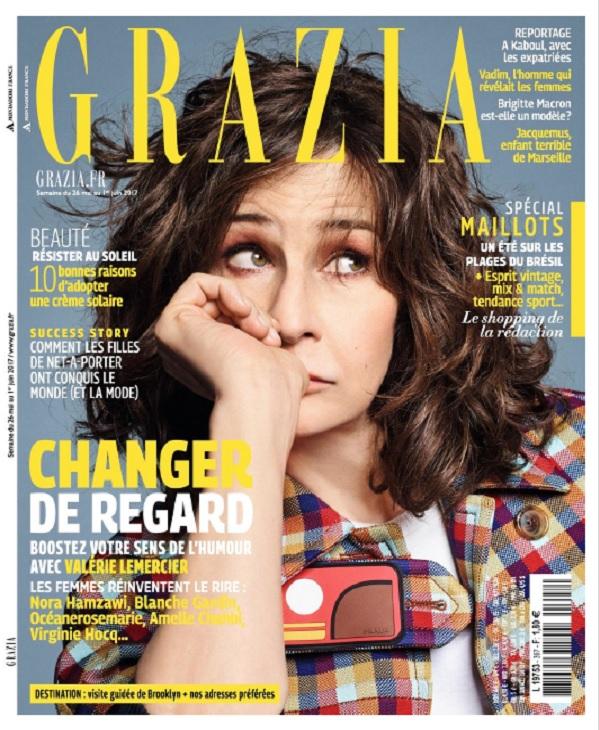 télécharger Grazia N°397 Du 26 Mai 2017