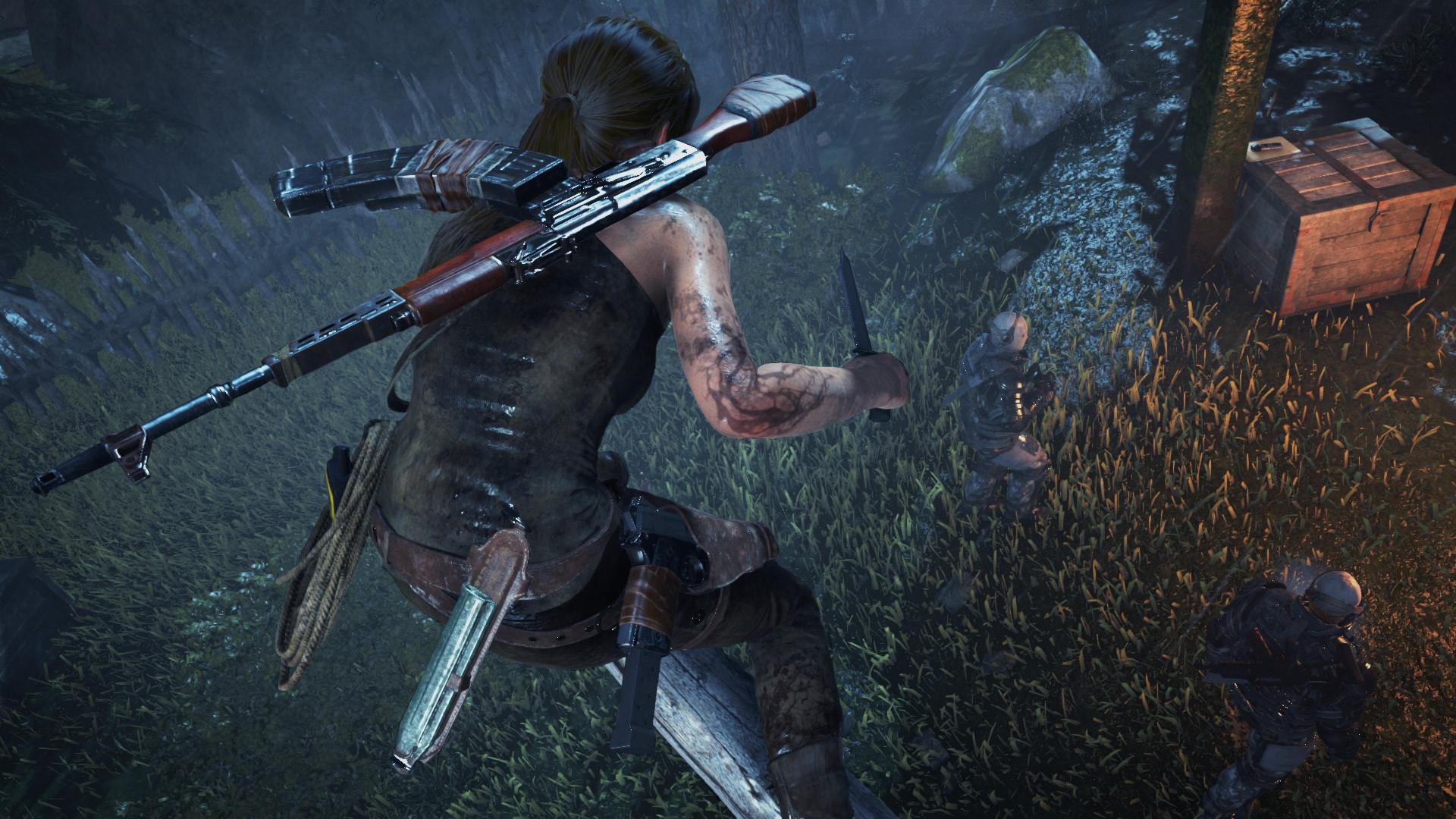 Rise of the Tomb Raider: 20 Year Celebration image 1