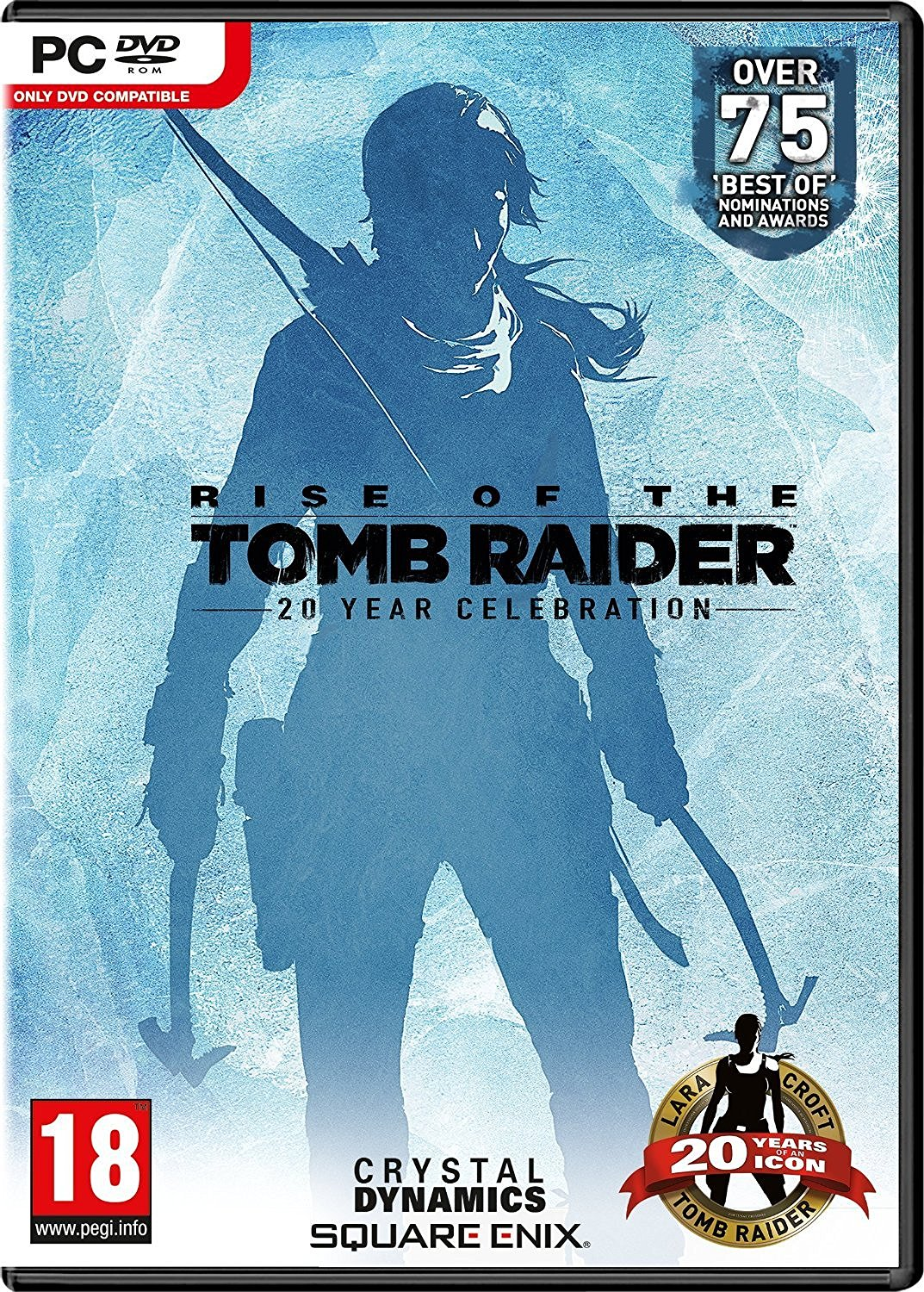 Poster for Rise of the Tomb Raider: 20 Year Celebration