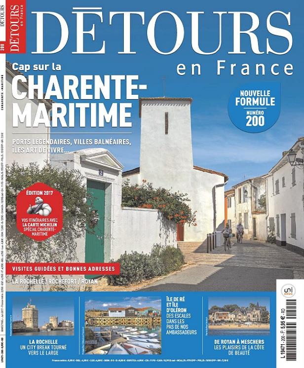 télécharger Détours En France N°200 - Juin 2017