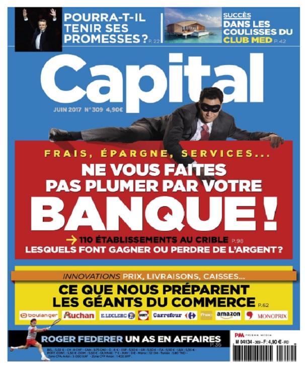 télécharger Capital N°309 - Juin 2017
