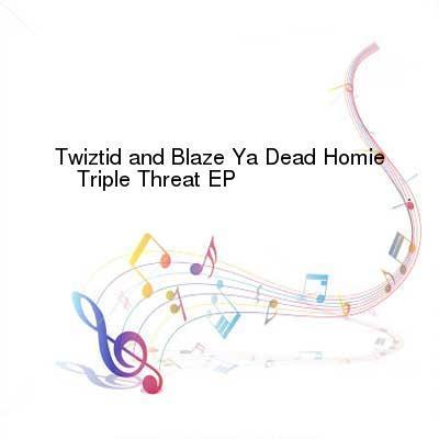 SceneHdtv Download Links for Twiztid_and_Blaze_Ya_Dead_Homie-Triple_Threat_EP-CDEP-FLAC-2017-MAJiKNiNJAZ