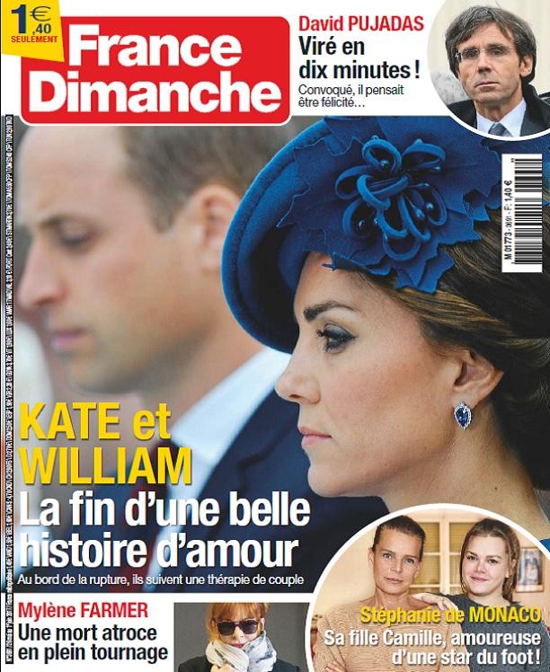 télécharger France Dimanche N°3691 Du 26 Mai 2017