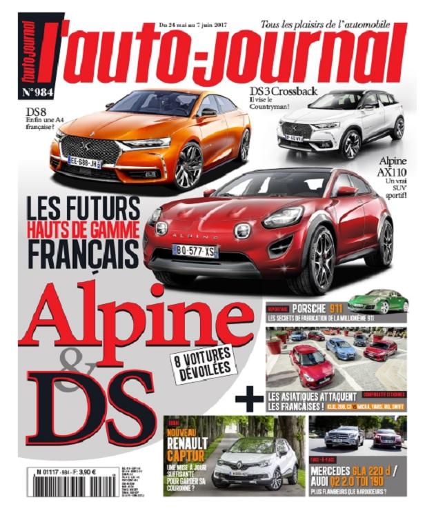 télécharger L'Auto-Journal N°984 Du 24 Mai Au 7 Juin 2017