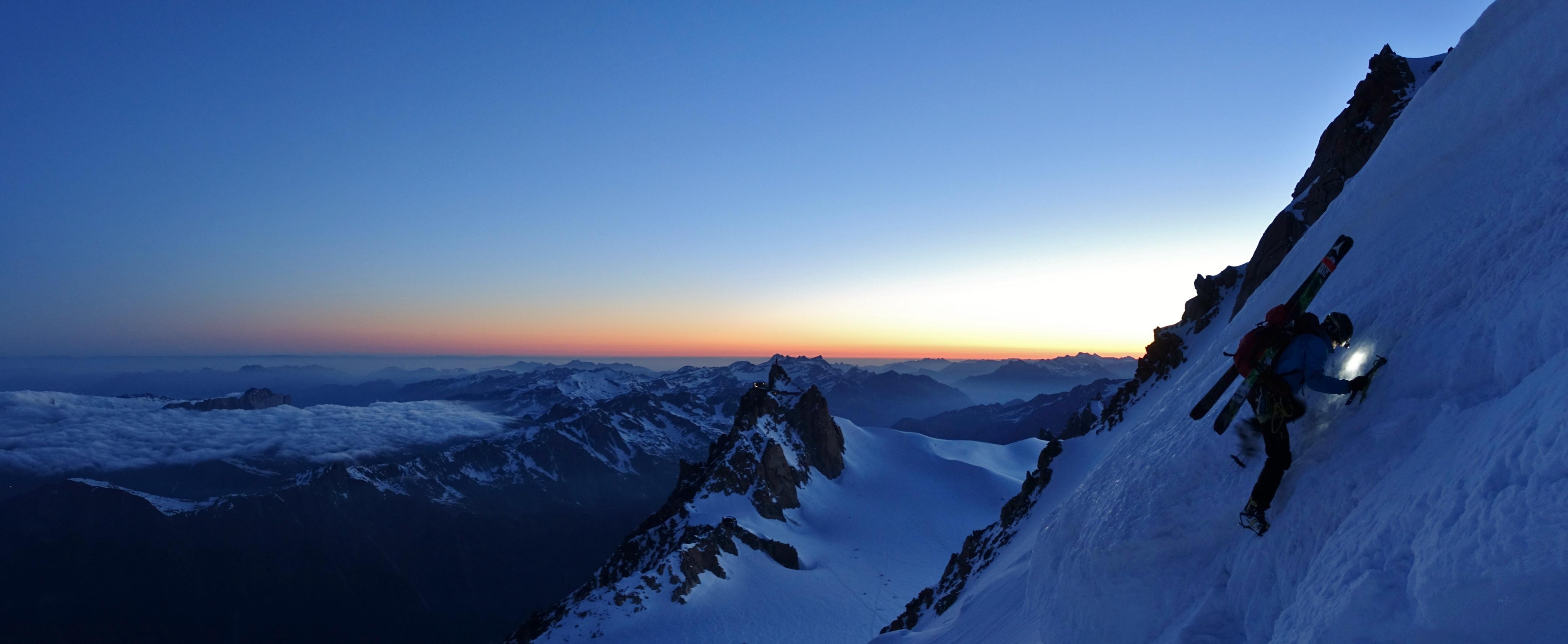 Mont-Blanc par les 3 Monts 170527082602627215