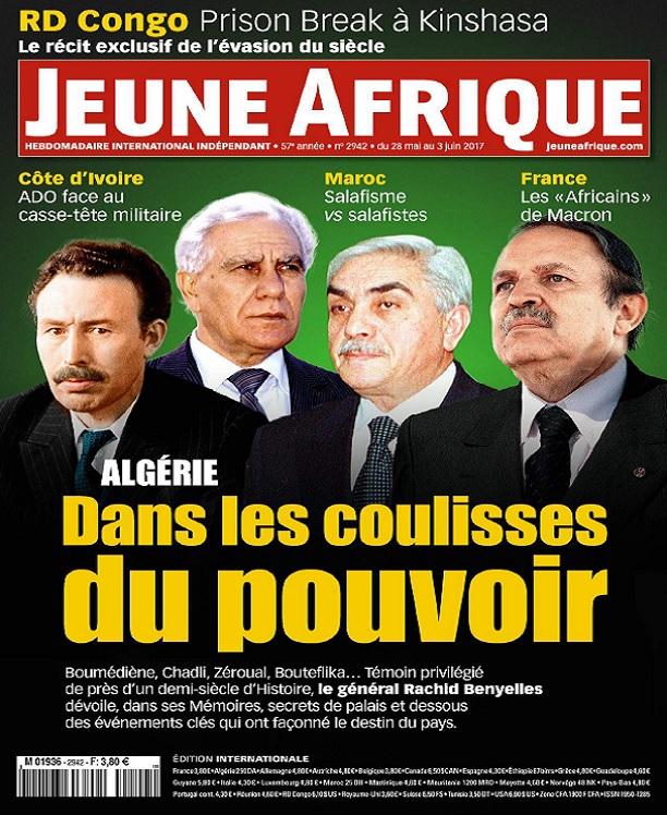 télécharger Jeune Afrique N°2942 Du 28 Mai au 3 Juin 2017