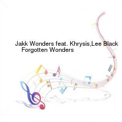 chatroulettebrasil.com Download Links for Jakk_Wonders-Forgotten_Wonders-EP-WEB-2017-ENRAGED