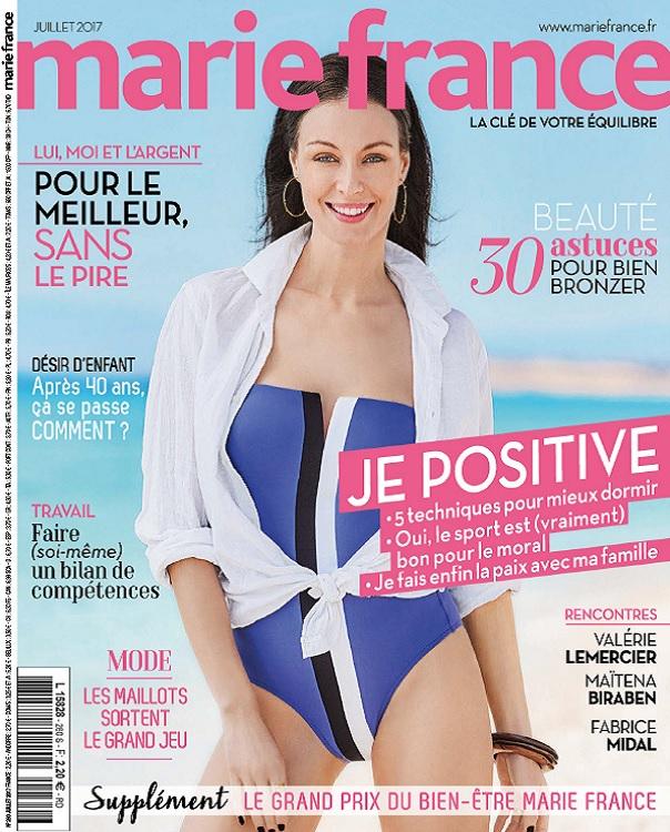 télécharger Marie France N°260 - Juillet 2017