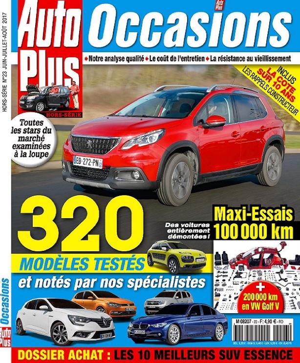 télécharger Auto Plus Occasions Hors Serie N°23 - Juin-Août 2017