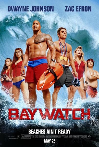 Baywatch. Słoneczny patrol / Baywatch (2017) PLSUBBED.UNRATED.720p.BRRip.XviD.AC3-OzW Napisy PL