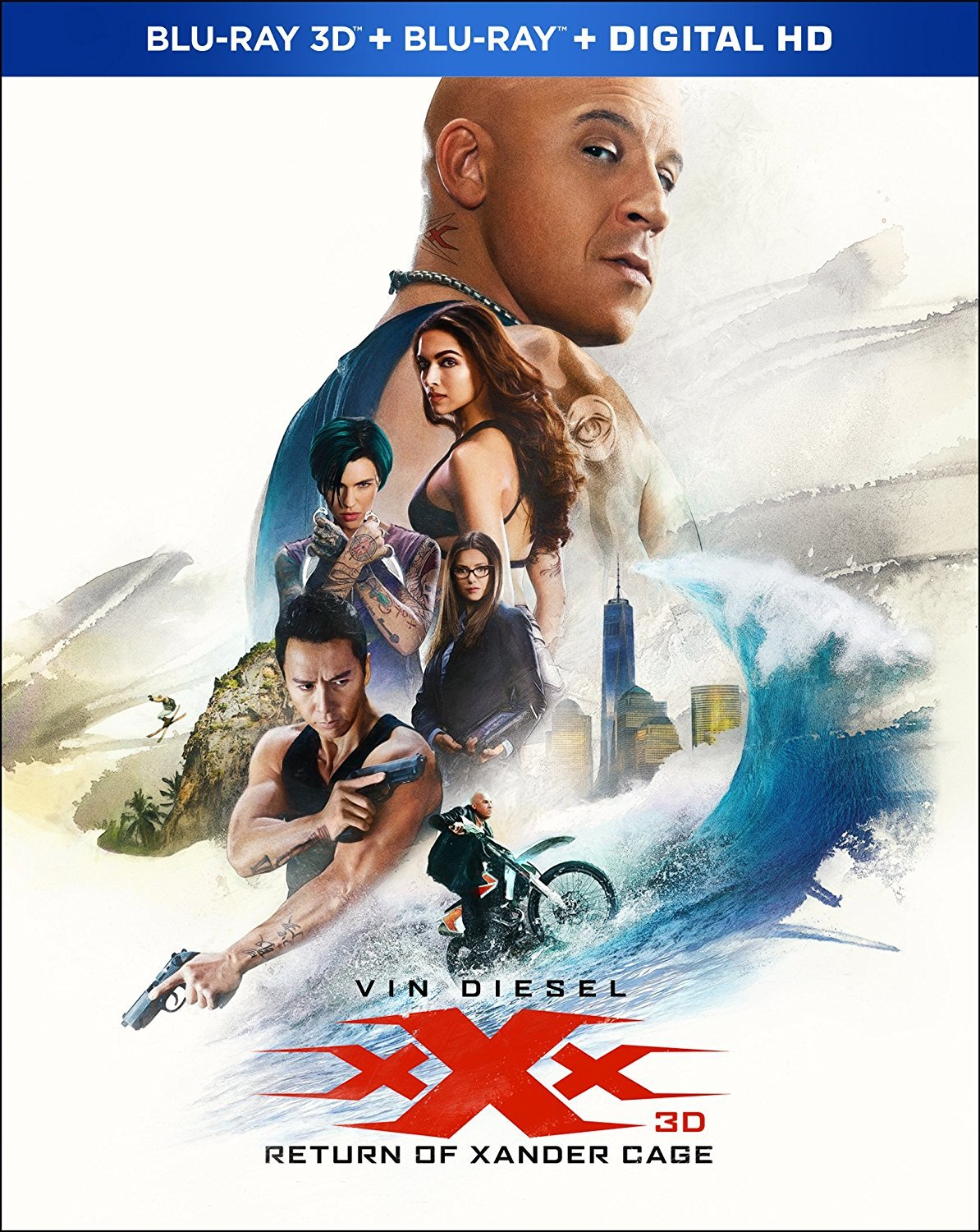 xXx: Return of Xander Cage (2017) poster image