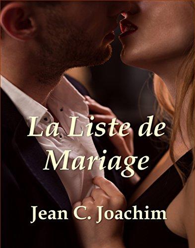 La Liste de Mariage - Jean Joachim 2017
