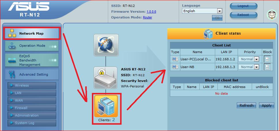 Intrusion réseau ?