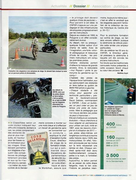 cinquantenaire des formations motos à Fontainebleau (1967-2017) 170607030337849125
