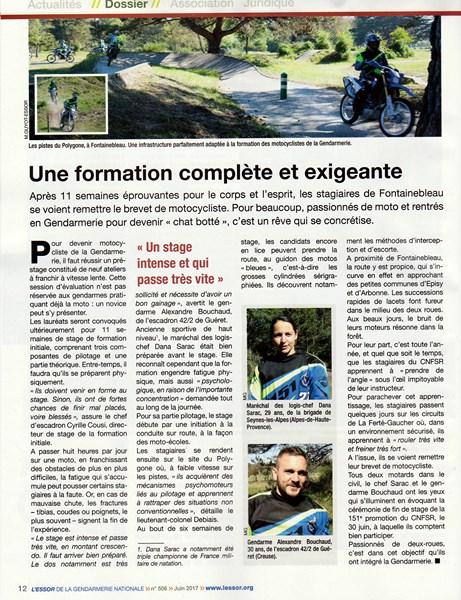 cinquantenaire des formations motos à Fontainebleau (1967-2017) 170607030338381512