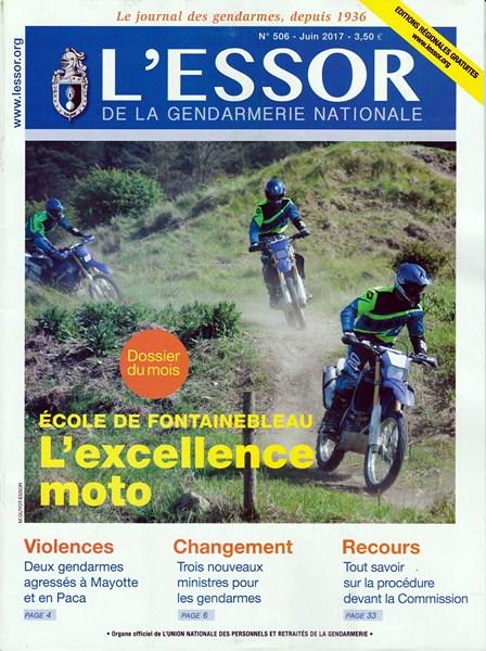 cinquantenaire des formations motos à Fontainebleau (1967-2017) 170607030338531584