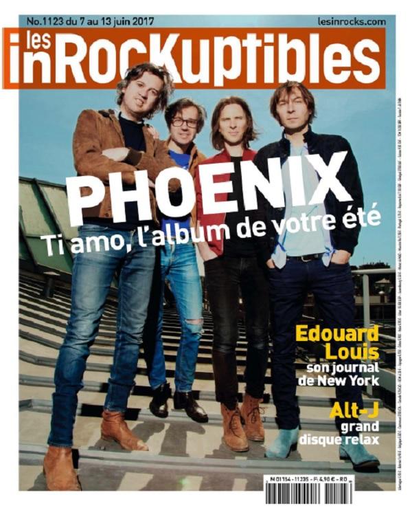 télécharger Les Inrockuptibles N°1123 Du 7 Au 13 Juin 2017