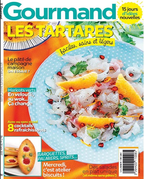 télécharger Gourmand N°373 Du 7 Au 20 Juin 2017