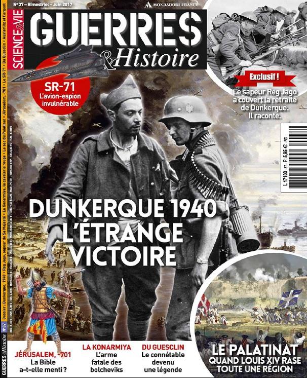 télécharger Science et Vie Guerres et Histoire N°37 - Juin 2017