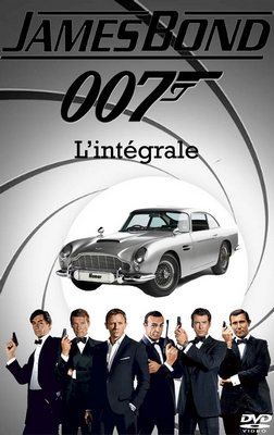 James Bond (intégrale)
