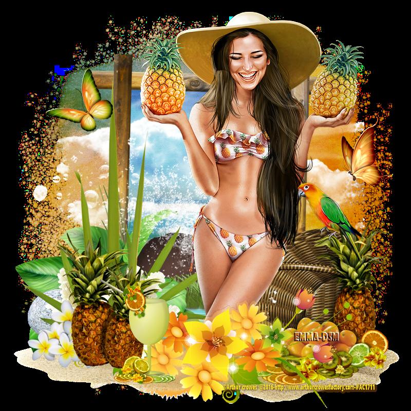 Tuto Tropical Fruity