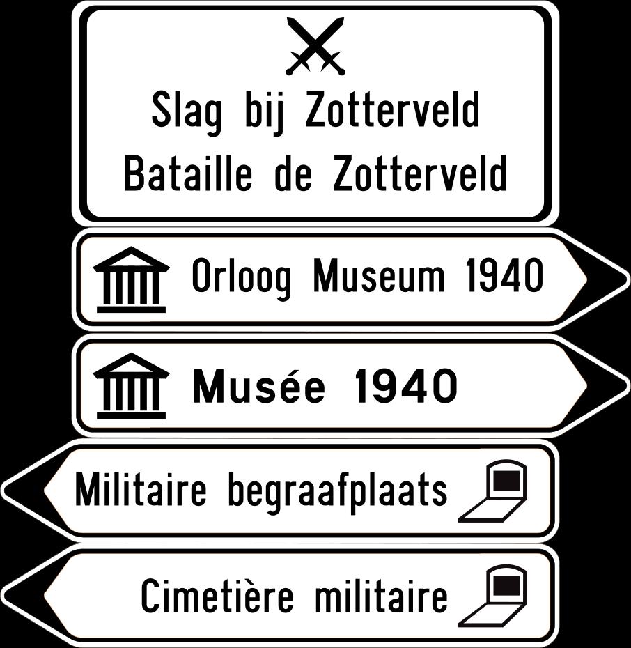 panneau musée