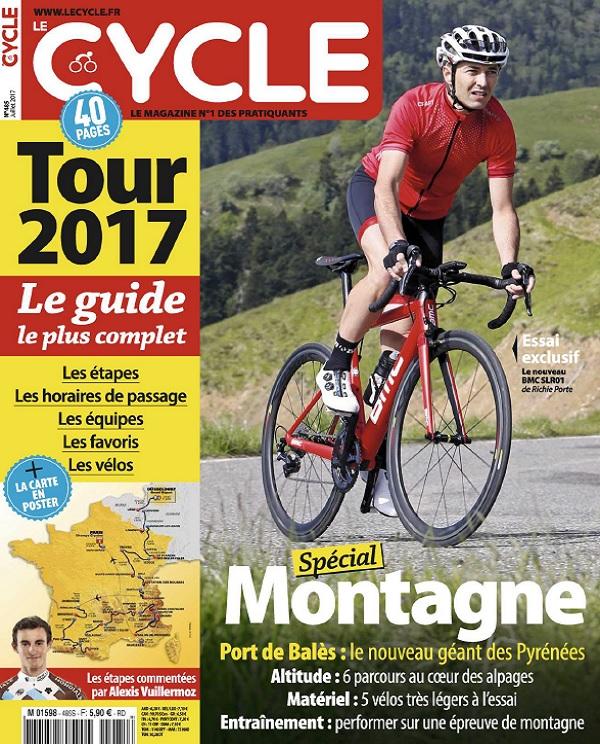télécharger Le Cycle N°485 - Juillet 2017