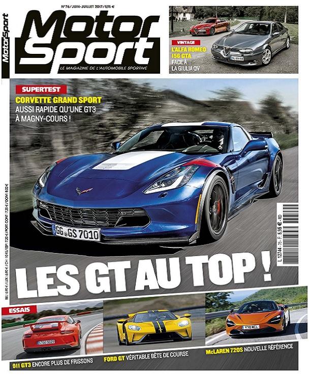 télécharger Motor Sport N°76 - Juin-Juillet 2017