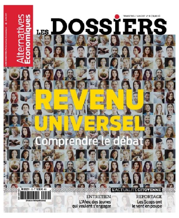 télécharger Les Dossiers d'Alternatives Economiques N°10 - Juin 2017