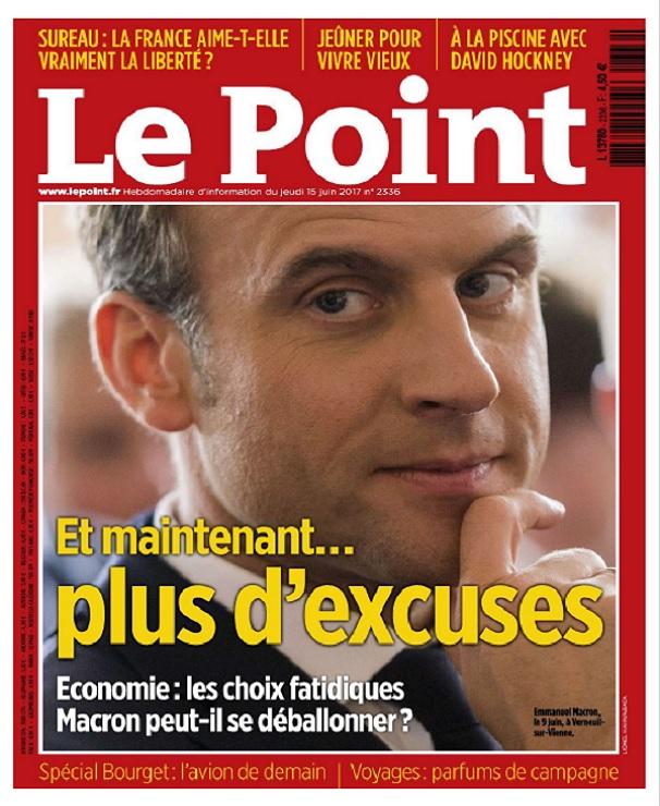télécharger Le Point N°2336 Du 15 au 21 Juin 2017