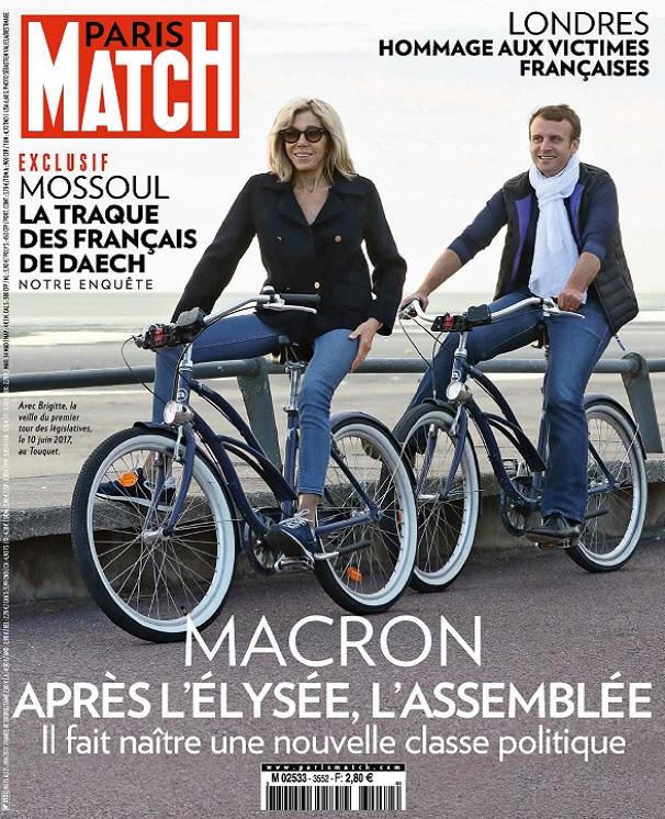 télécharger Paris Match N°3552 Du 15 au 21 Juin 2017