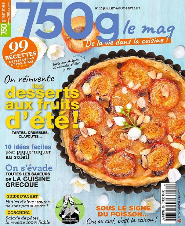 télécharger 750g Le Mag N°20 - Juillet-Septembre 2017