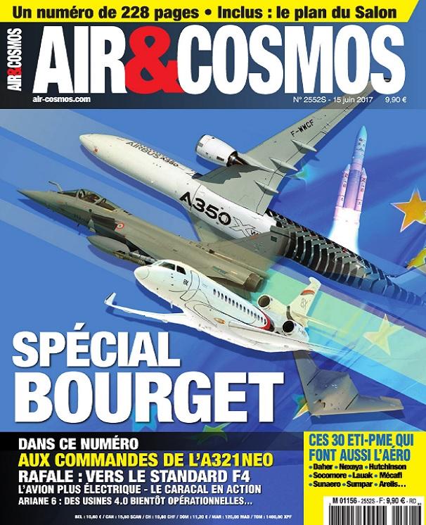 télécharger Air et Cosmos N°2552 Du 16 Juin 2017