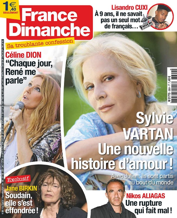 télécharger France Dimanche N°3694 Du 16 au 22 Juin 2017