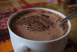 Chocolat à l'ancienne