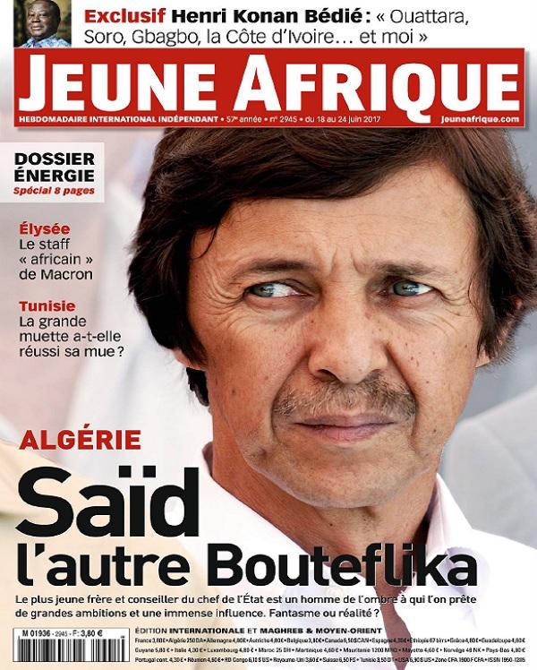 télécharger Jeune Afrique N°2945 Du 18 au 24 Juin 2017