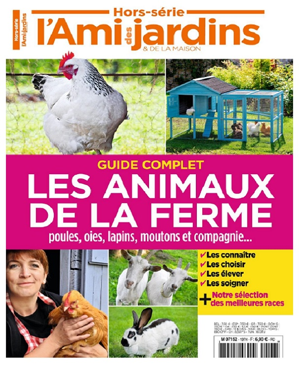 L'Ami des Jardins Hors Série N°197 - Juin-Juillet 2017