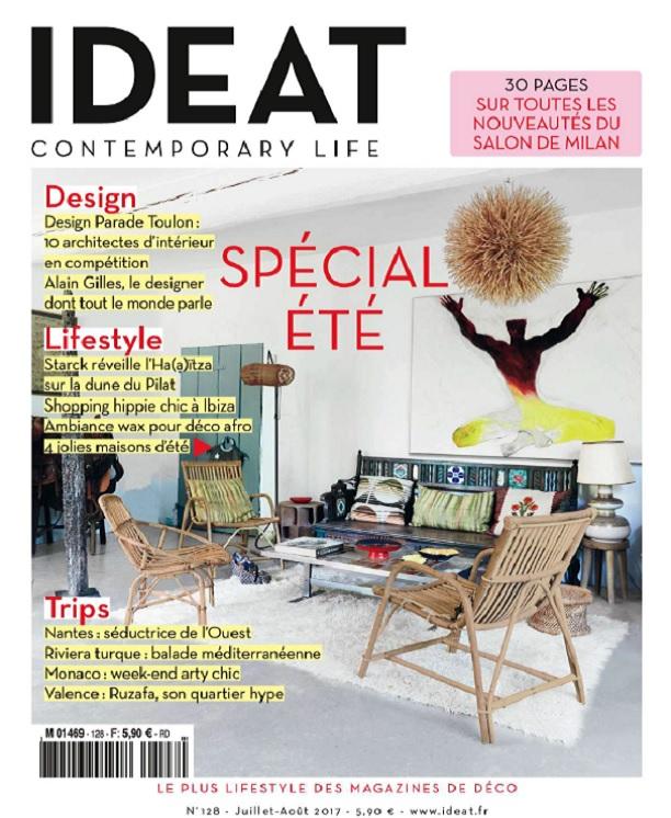 Ideat N°128 - Juillet-Août 2017