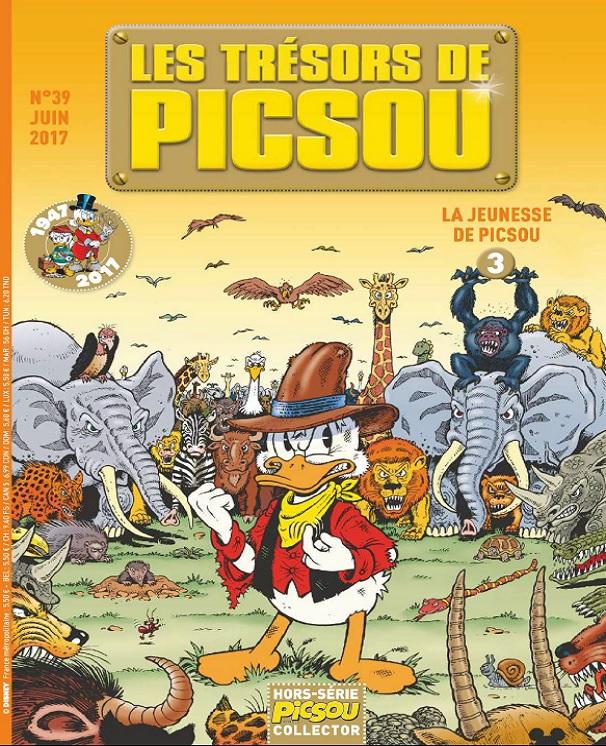 télécharger Picsou Magazine Hors Série N°39 - Juin 2017