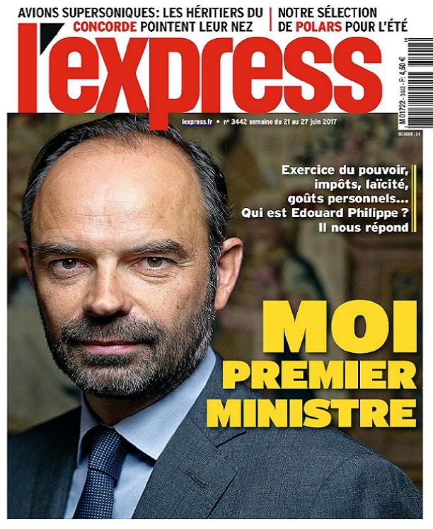 L'Express N°3442 Du 21 au 27 Juin 2017