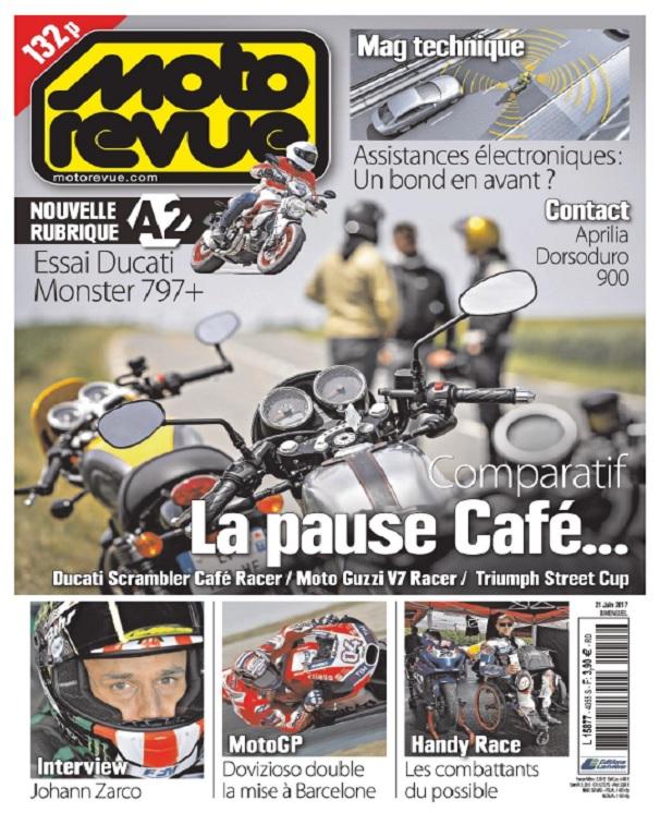télécharger Moto Revue N°4055 Du 21 Juin 2017